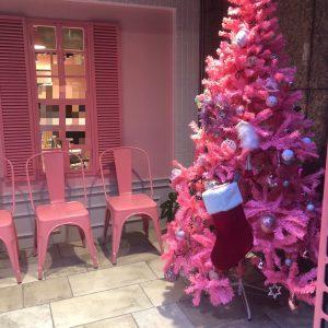 ピンクのお店~♪